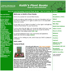 keith books
